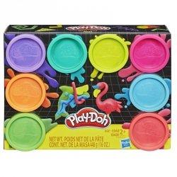 Hasbro Masa plastyczna Play-Doh 8-pak kolorów Neon