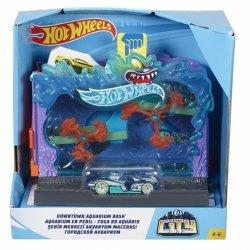 Hot Wheels Zestaw City do gry Aquarium