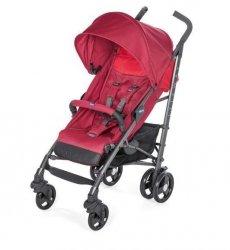 Wózek Lite Way Top3 z pałąkiem Red Berry
