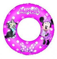 BESTWAY Kółko dmuchane do pływania Minnie