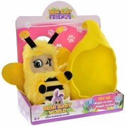 Bush Baby Maskotka Bree Pszczółka z podem