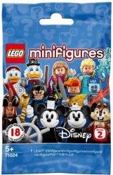 LEGO Polska Mini Figurki Seria Disney 2 Display 60 sztuk