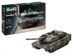 Revell Model plastikowy Leopard 2A6/A6NL