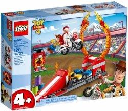 LEGO Polska Klocki Juniors Pokaz kaskaderski Diuka Kabum