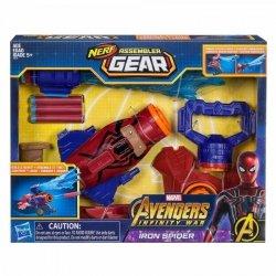Hasbro Wyrzutnia Avengers Infinity War Iron Spider Assembler Gear