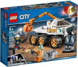 LEGO Polska Klocki City Jazda próbna łazikiem