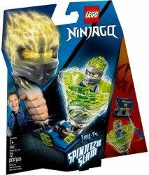 LEGO Polska Klocki Ninjago Potęga Spinjitzu-Jay
