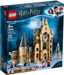 LEGO Polska Klocki Harry Potter Wieża zegarowa na Hogwarcie