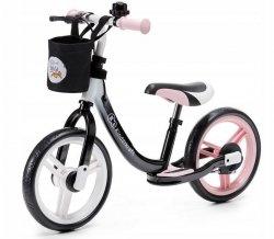 Rowerek biegowy Space różowy