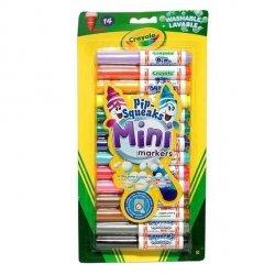 Goliath Flamastry mini zmywalne Crayola 14 szt.