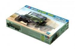 """Hobby Boss Model plastikowy ukraińska ciężarówka KrAZ-6322 """"Żołnierz"""""""