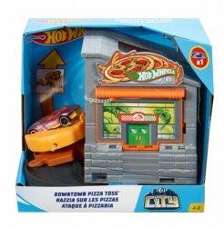 Hot Wheels Tor samochodowy mały Pizza