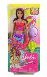 Mattel Lalka Barbie Zaczarowana syrena Teresa