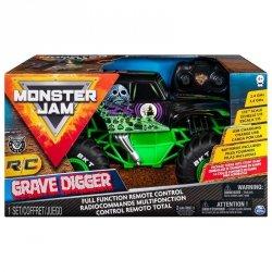 Samochód RC Monster Jam 1:15 Grave Digger