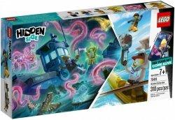 LEGO Polska Klocki Hidden Side Wrak łodzi rybackiej