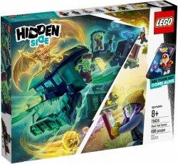 LEGO Polska Klocki Hidden Side Ekspres widmo