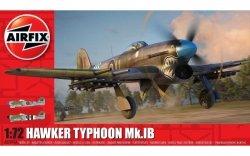Airfix Model plastikowy Samolot Hawker Typhoon Mk.Ib