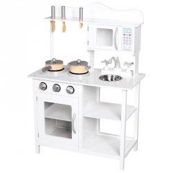 Kuchnia z akcesoriami 60x86x30cm-biała