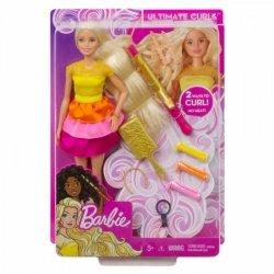 Mattel Lalka Barbie Stylowe loki