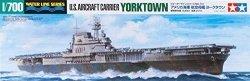 Tamiya Model plastikowy Yorktown CV-5