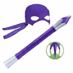 Epee Kostium Wojownicze Żółwie Ninja Donatello akcesoria