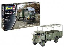 Revell Model plastikowy Fordson W.O.T.6