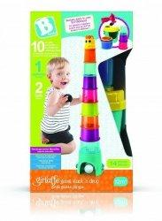 B-kids Sorter Żyrafkowa wieża XL