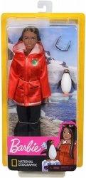 Mattel Lalka Barbie Biolożka mórz polarnych