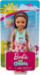 Mattel Lalka Barbie Chelsea i Przyjaciółki  Brunetka FXG79