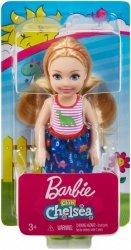 Mattel Lalka Barbie Chelsea i Przyjaciółki FXG82