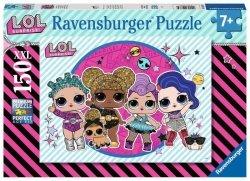 Ravensburger Puzzle 150 elementów XXL - L.O.L. Surprise