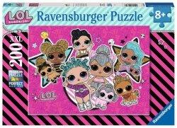Ravensburger Puzzle 200 elementów XXL - L.O.L. Surprise