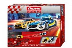 Carrera Tor wyścigowy High Speed Getaway