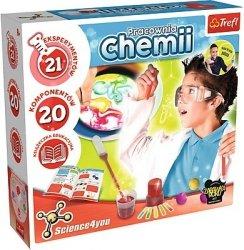 Trefl Zestaw edukacyjny Pracownia chemii 2019