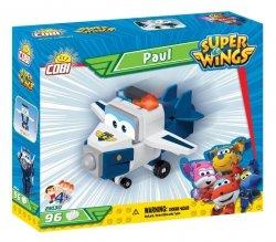 Cobi Klocki Klocki Super Wings 96 elementów Paul