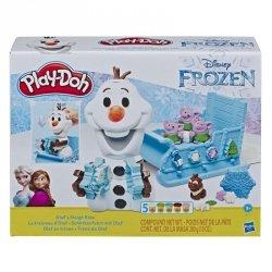 Hasbro Masa plastyczna PlayDoh Kraina Lodu 2 Olaf (Frozen 2)