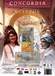 Egmont Dodatek Egipt/Kreta do gry Concordia