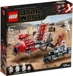 LEGO Polska Klocki Star Wars Pościg na śmigaczach w Pasaanie