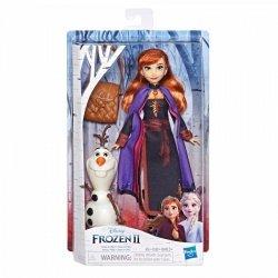 Hasbro Lalka z akcesoriami Kraina Lodu 2 (Frozen 2), Anna