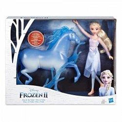 Hasbro Lalka Kraina Lodu 2 (Frozen 2) Elsa i Nokk 2pak