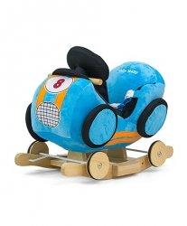 Milly Mally Bujak samochód Speedy niebieski