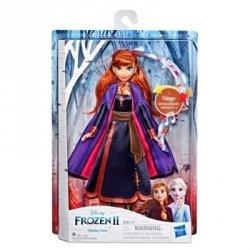 Hasbro Lalka Frozen 2 Śpiewająca Anna