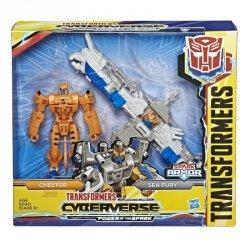 Figurka Transformers Cyberverse Spark Arm or Cheetor