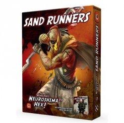 Portal Games Gra Neuroshima Hex 3.0' Sand Runners