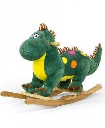 Milly Mally Bujak na biegunach Dinozaur z Dźwiękiem