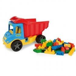 Wader Multi Truck wywrotka z klockami