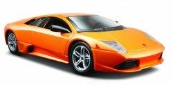 Maisto Model kompozytowy Lamborghini Murcielago LP640 pomarańczowy