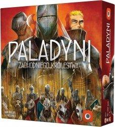 Portal Games Gra Paladyni Zachodniego Królestwa
