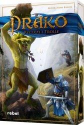 Rebel Gra Drako Rycerze i Trolle