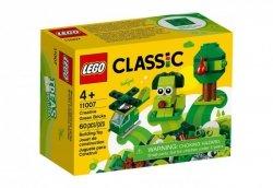 LEGO Klocki kreatywne Classic Zielone